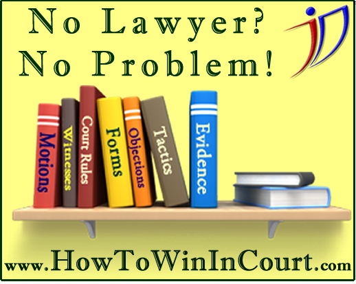 How to Control Corrupt Judges and WIN in Court Without a Lawyer